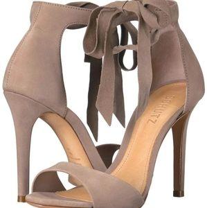 Schutz 'Rene' Sandals Nuback